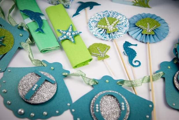 pomysły na dekoracje wesele morskie marynistyczne zdjęcia (4)