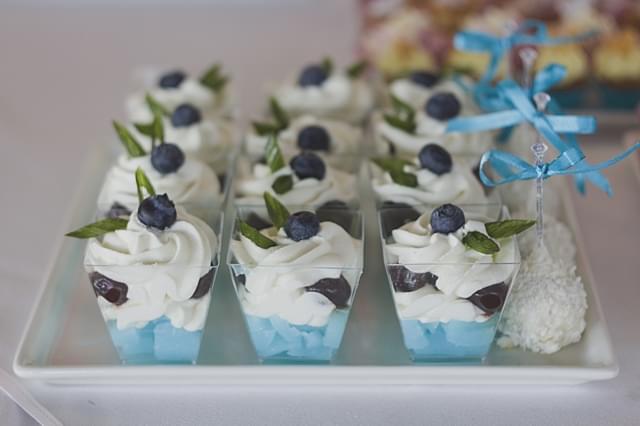 pomysły na słodki bufet