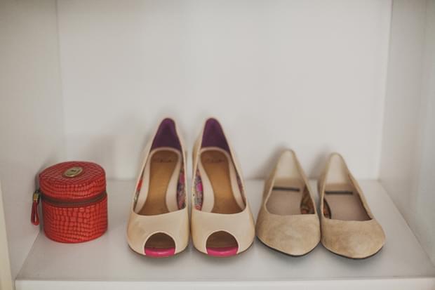 buty panny młodej zdjęcie