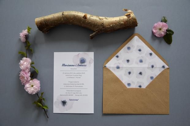 pudrowe anemony