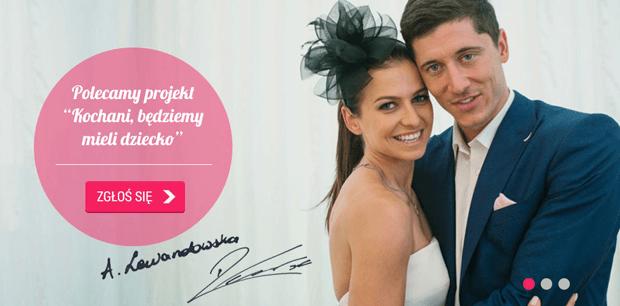robert lewandowski ślub zdjęcie