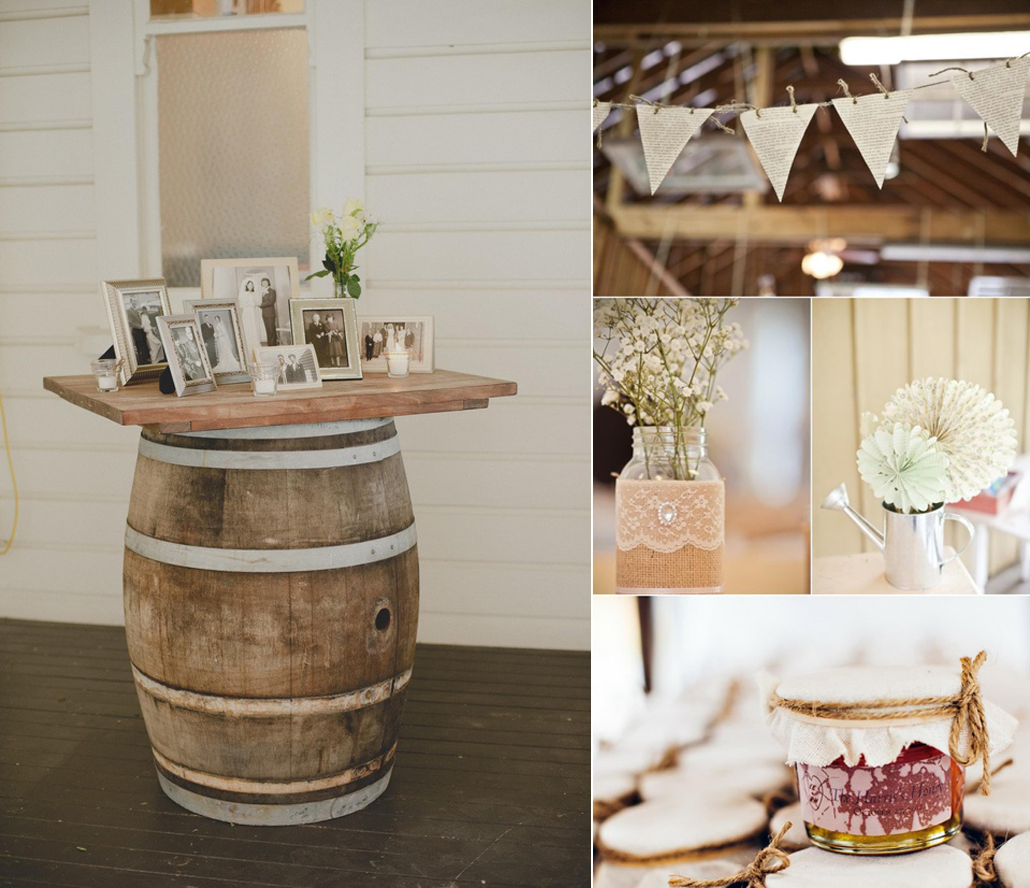 rustykalne dekoracje korek wino winiarnia slub wesele diy blog inspiracje