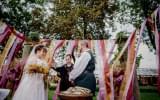 rycerski ślub w stylu rycerskim zdjęcie (26)