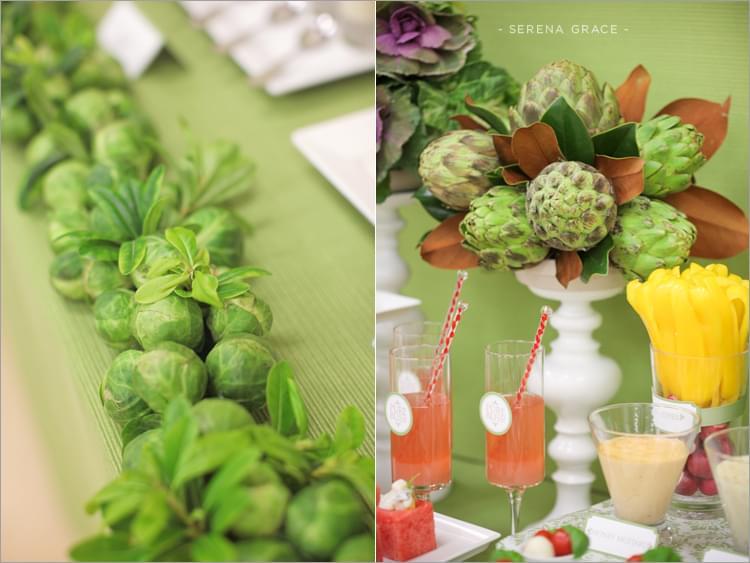 słodki stół wesele pomysły