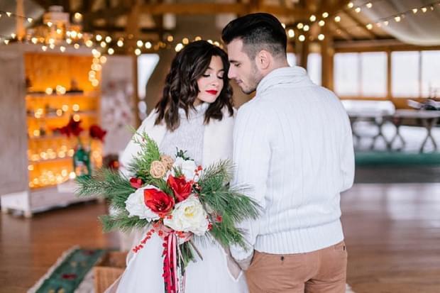 ślub wesele święta zima sesja stylizowana (14)