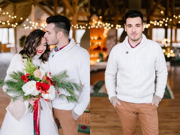 ślub wesele święta zima sesja stylizowana (15)