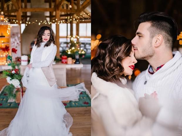 ślub wesele święta zima sesja stylizowana (17)