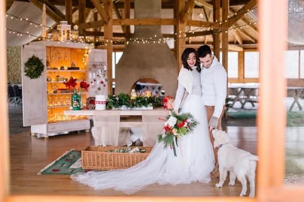 ślub wesele święta zima sesja stylizowana (18)