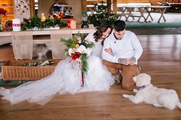 ślub wesele święta zima sesja stylizowana (19)