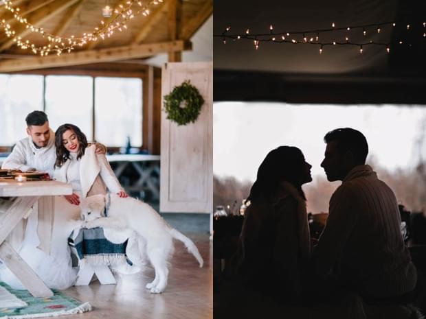 ślub wesele święta zima sesja stylizowana (24)