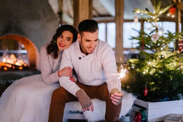 ślub wesele święta zima sesja stylizowana (34)