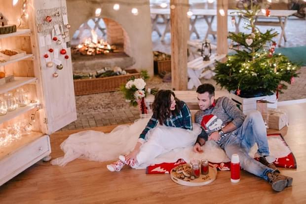 ślub wesele święta zima sesja stylizowana (38)