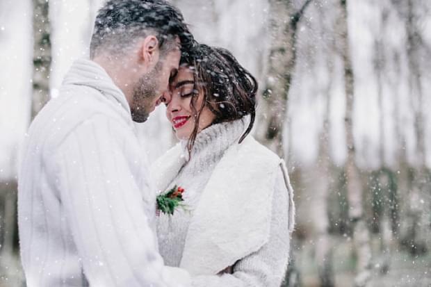 ślub wesele święta zima sesja stylizowana (58)