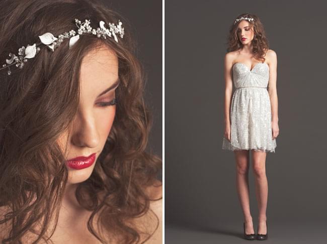sarah seven fall 2013 jesienna kolekcja sukni ślubnych