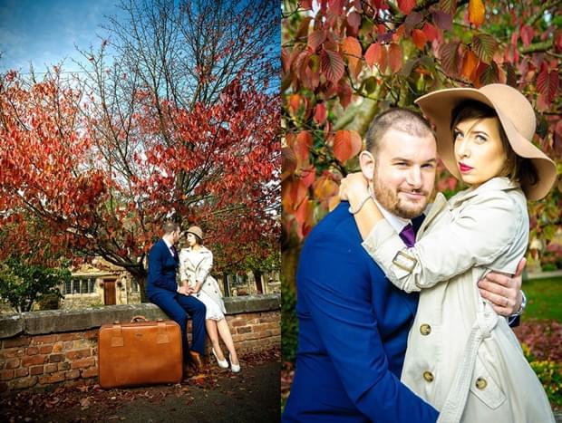 sesja jesienią zdjęcia
