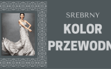 srebrny slub wesele