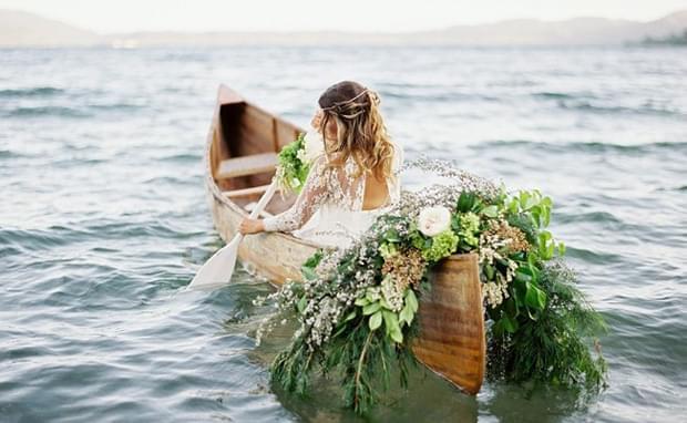 ślub nad jeziorem sesja ślubna zdjęcia fotograf ślubny