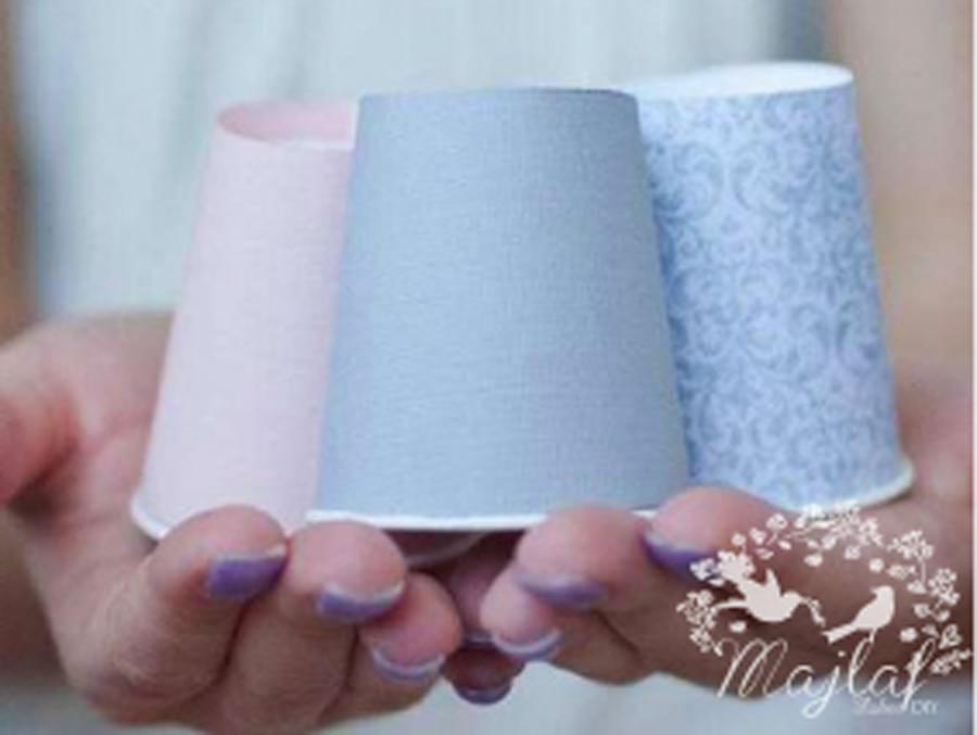 światełkowe lampiony dyi ślubne