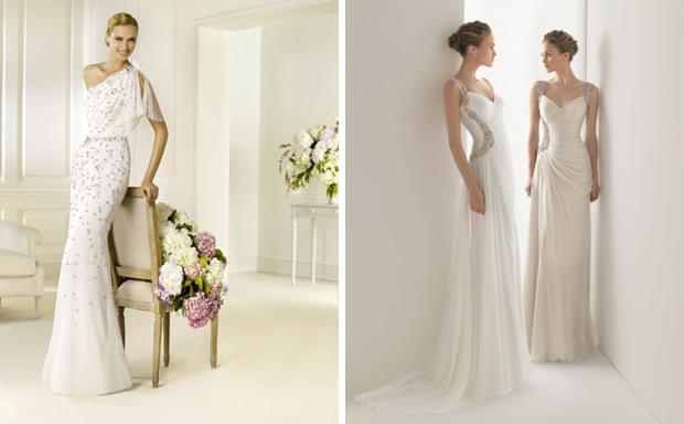suknia w stylu greckim