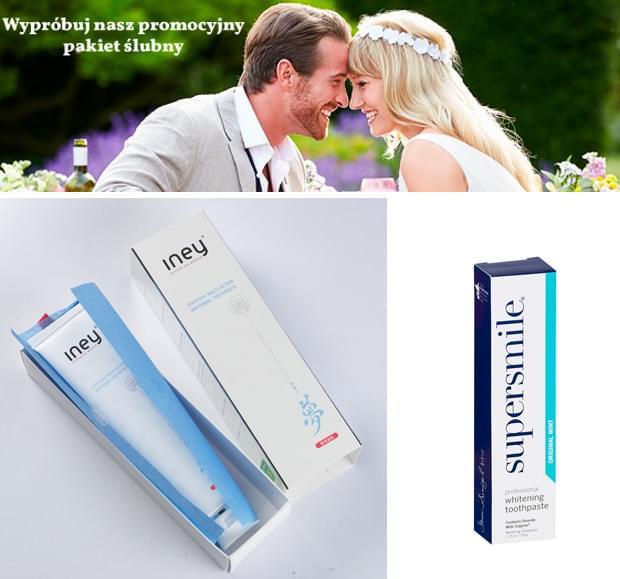 jak dbać o zęby jak wybielić zęby przed ślubem