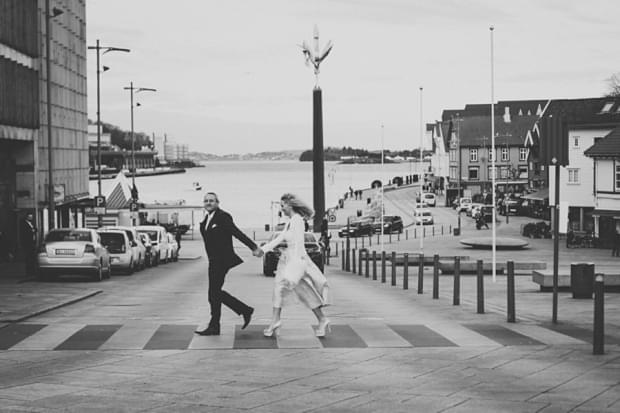 ślub w norwegii