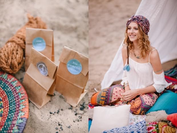 stylizowana sesja narzeczeńska hippie zdjęcie (21)