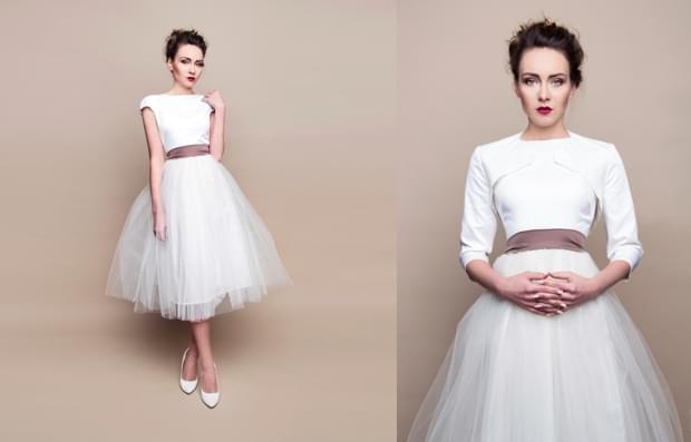 sukienka-ślubna-retro-lata-50-zdjęcie