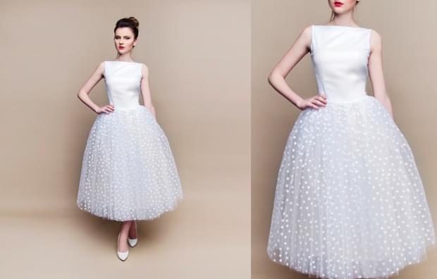sukienka-ślubna-w-stylu-audrey-lata-50-zdjęcie