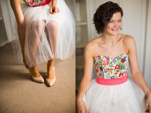 sukienka folk wesele jacek siwko