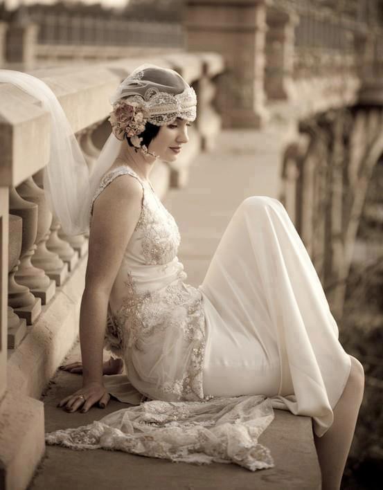 suknia retro