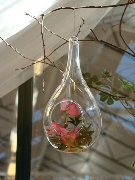 szklana kula dekoracje bańki