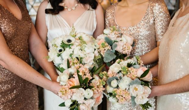 złote sukienki wesele