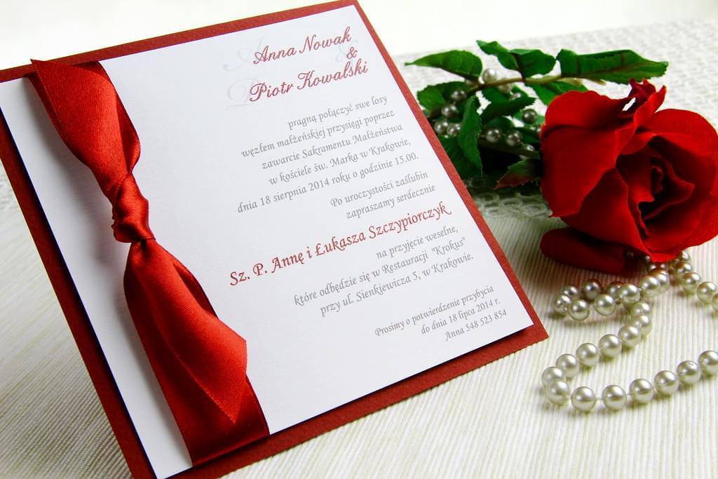 zaproszenie-slubne-czerwony-wezel