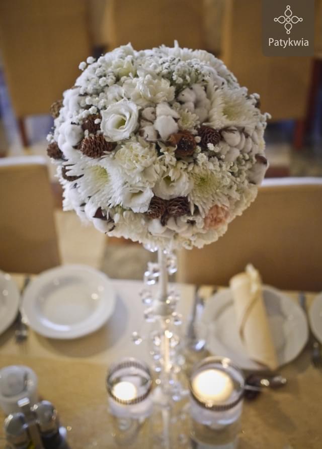 zimowe wesele dekoracje (14)