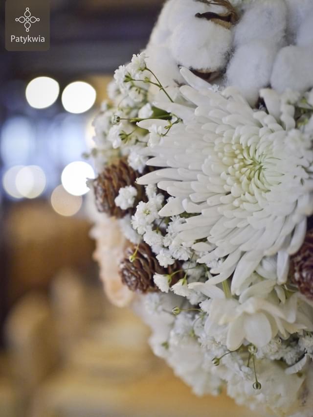 zimowe wesele dekoracje (15)