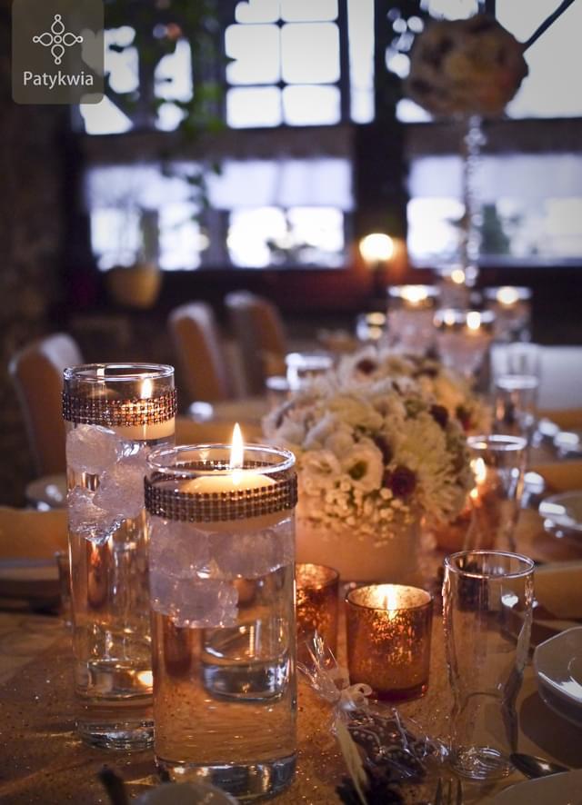 zimowe wesele dekoracje (17)