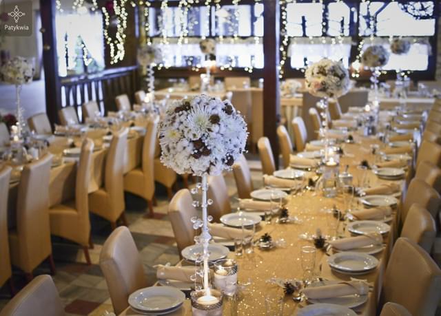 zimowe wesele dekoracje (4)