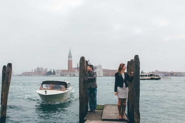 Beata & Darek - Engagement Session From Venezia