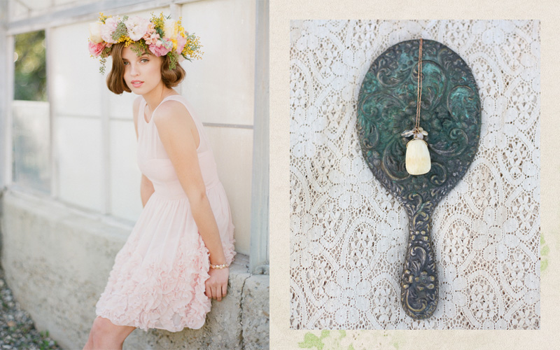 ruche suknie sukienki slubne krótkie boho romantyczne