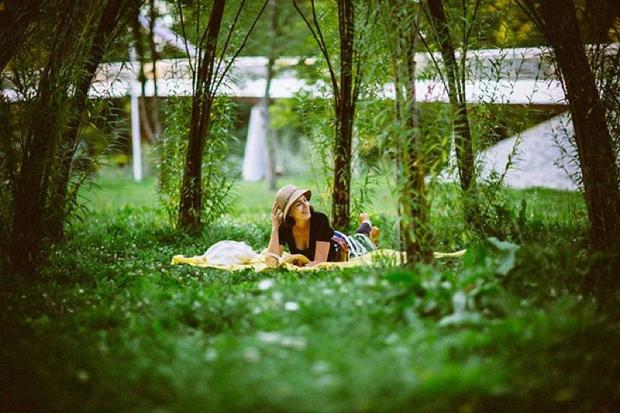 piknik żywa architektura