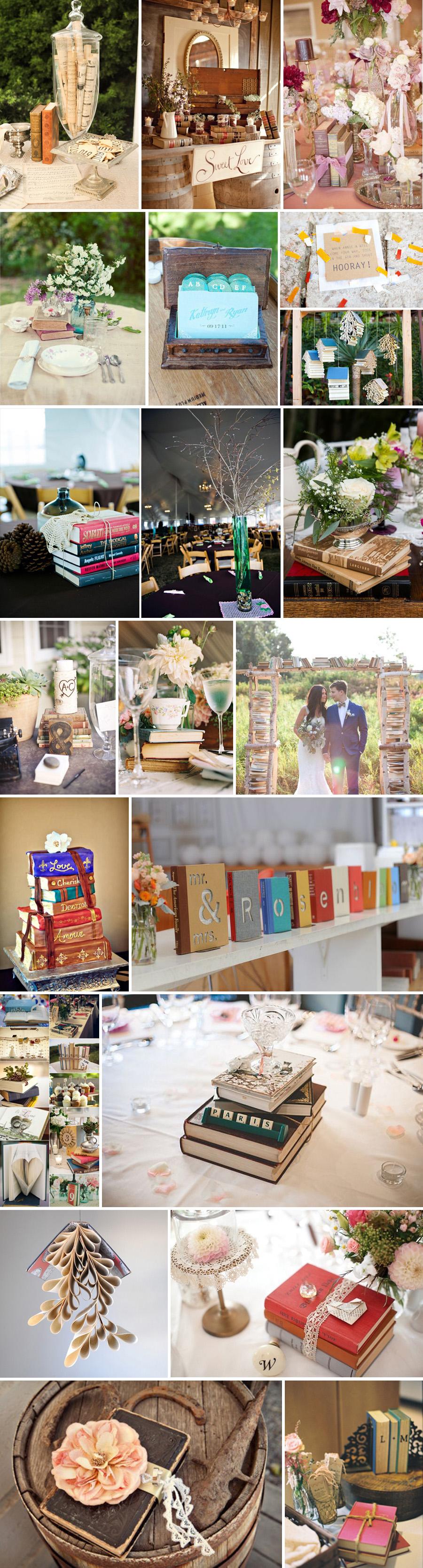4 inspiracje dekoracje slub wesele DIY zrob to sam