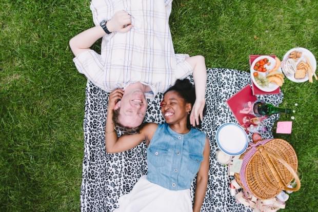 sesja piknik