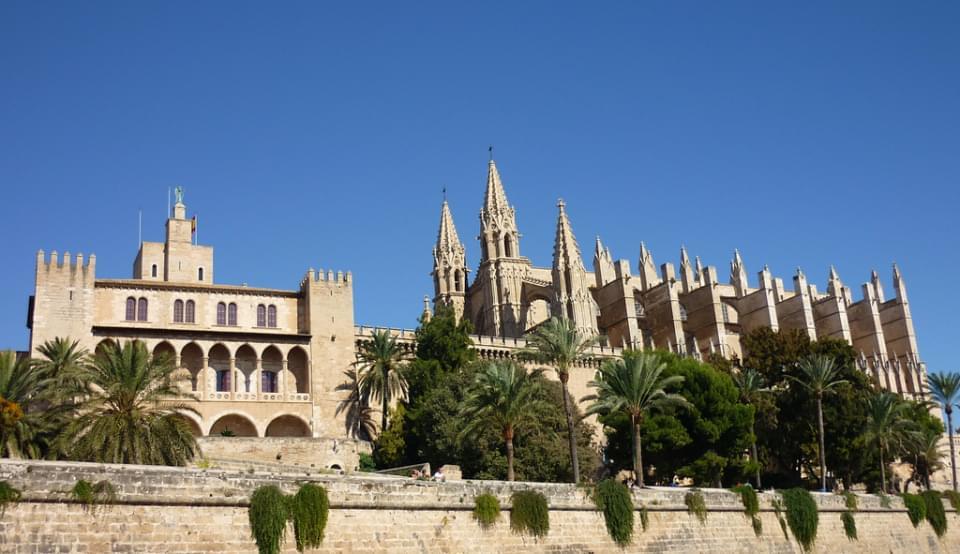 Pałac de l'Almudaina
