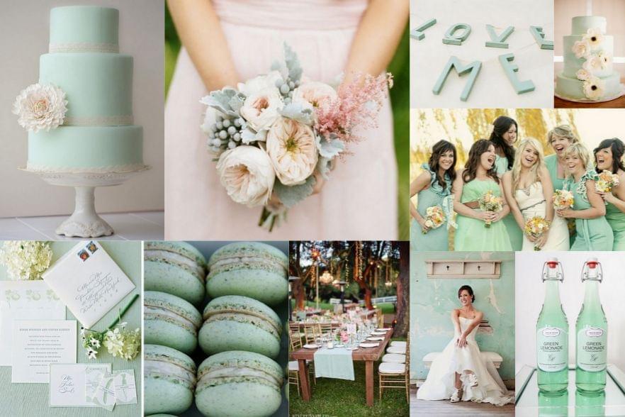 miętowe wesele ślub 2013
