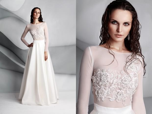 agnieszka świetły suknia Viviane