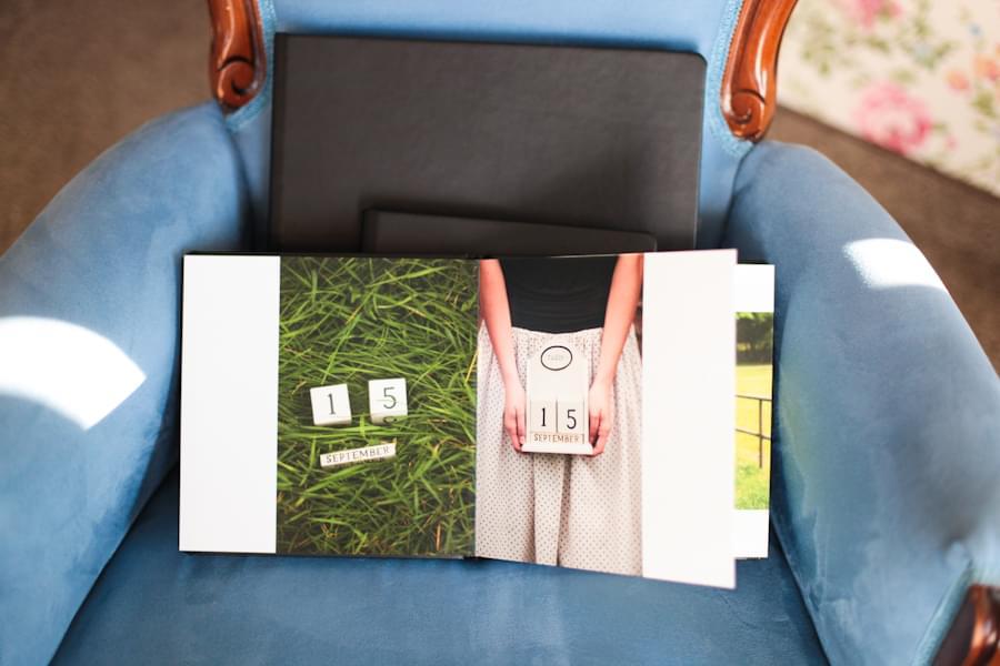 album z sesji zaręczynowej, prezent ślubny dla rodziców, albumy dla rodziców