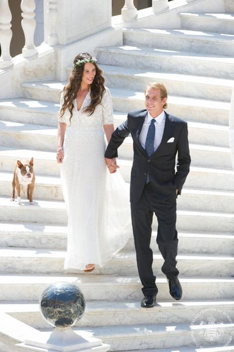 andrea tatiana ślub monako wedding