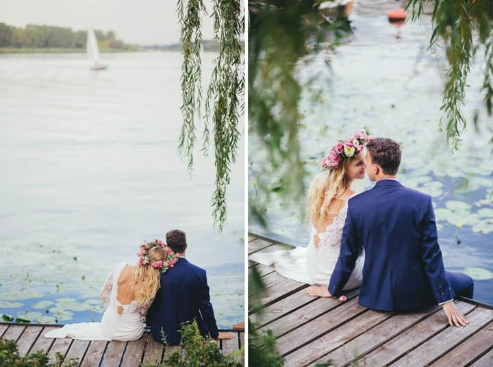 anna dedo sesja ślubna nad jeziorem zdjęcia (15)