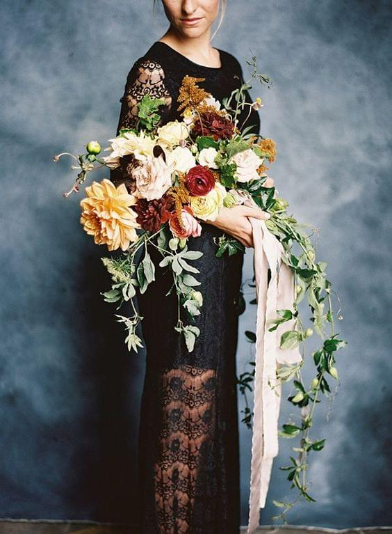 arm bouquet zdjecie bukiet ślubny