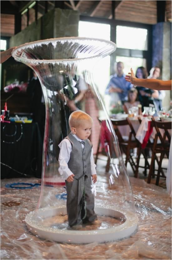 banki na weselu